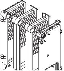 Как поменять теплообменник на газовом котле бакси запаять теплообменник на котле